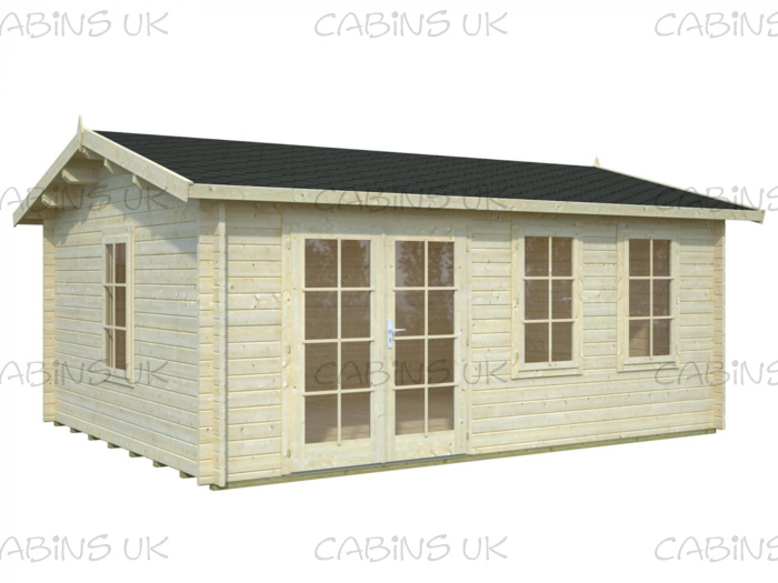 Lama (44 mm) Log Cabin